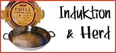 Pfannen für Induktion & Herd