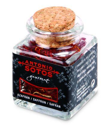 Safran Gourmet 1g (GP: 495,00 € / 100g)