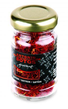 Safran Gourmet 5g (GP: 440,00 € / 100g)