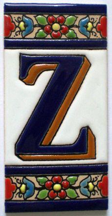 Z - Fliese N° 2