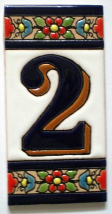 2 - Fliese N° 2
