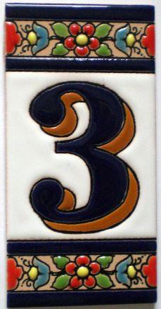 3 - Fliese N° 2