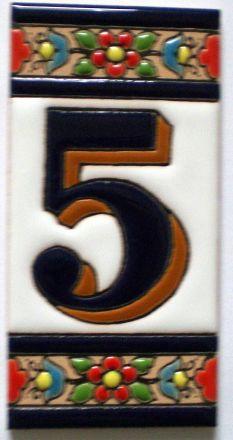 5 - Fliese N° 2