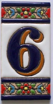 6 - Fliese N° 2