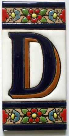 D - Fliese N° 3