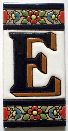 E - Fliese N° 3