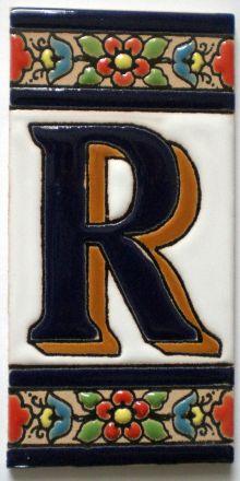 R - Fliese N° 3