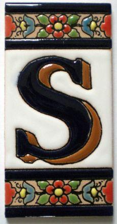 S - Fliese N° 3
