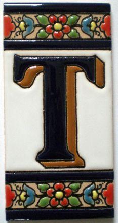 T - Fliese N° 3