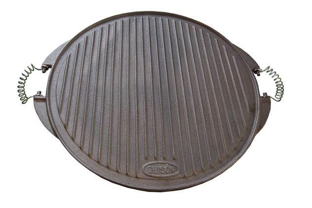 Plancha grillplatte gusseisen