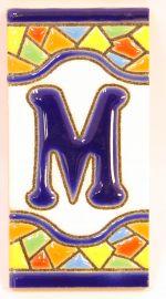 M - Mosaik Fliese Gr. 1