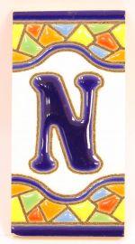 N - Mosaik Fliese Gr. 1