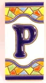 P - Mosaik Fliese Gr. 1
