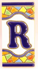 R - Mosaik Fliese Gr. 1