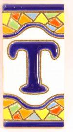 T - Mosaik Fliese Gr. 1