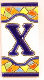 X - Mosaik Fliese Gr. 1
