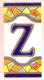 Z - Mosaik Fliese Gr. 1