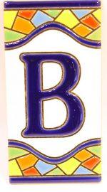 B - Mosaik Fliese Gr. 2