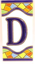 D - Mosaik Fliese Gr. 2