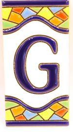 G - Mosaik Fliese Gr. 2