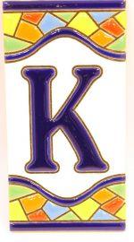 K - Mosaik Fliese Gr. 2
