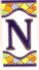 N - Mosaik Fliese Gr. 2