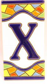 X - Mosaik Fliese Gr. 2
