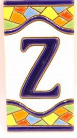 Z - Mosaik Fliese Gr. 2