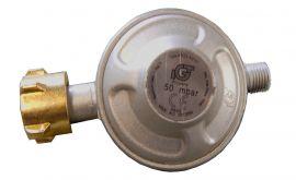 Druckminderer 2,2 Kilo Gas Durchfluss 50mbar GOK