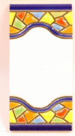 Leerfliese - Mosaik Fliese Gr. 1