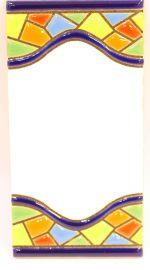 Leerfliese - Mosaik Fliese Gr. 2