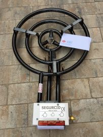 Paella Gasbrenner 60cm 60-P