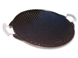Plancha Grillplatte Gusseisen emailliert 65cm