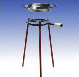 Paella Grill-Set für 6 Personen