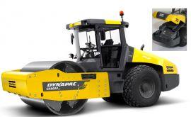 DYNAPAC CA6000 WALZE - Ref. 186