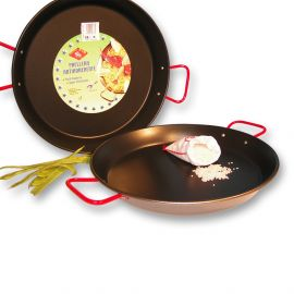 Paella Pfanne antihaftbeschichtet  55cm