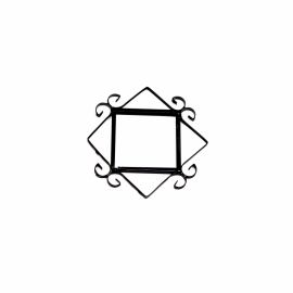 Rahmen für 3 Keramikfliesen