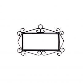 Rahmen für 4 Keramikfliesen