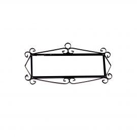 Rahmen für 6 Keramikfliesen