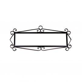 Rahmen für 7 Keramikfliesen