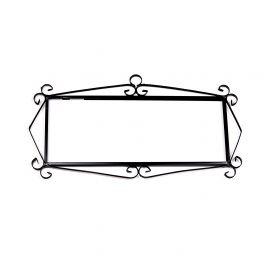 Rahmen für 5 Fliesen N°2 Handarbeit SPANIEN Hausnummer