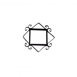 Rahmen für 2 Keramikfliesen
