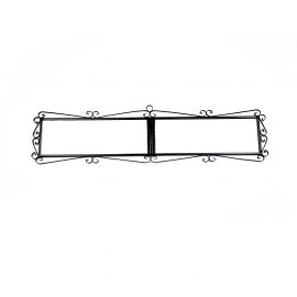 Rahmen für 11 Fliesen N°2 Handarbeit SPANIEN Hausnummer