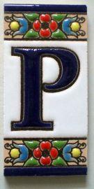 P - Fliese N° 1