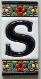 S - Fliese N° 1