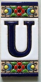 U - Fliese N° 1