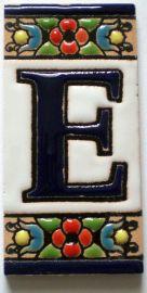 E - Fliese N° 1