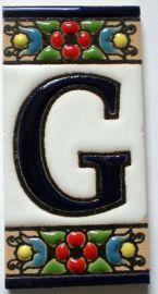 G - Fliese N° 1