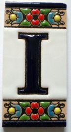 I - Fliese N° 1