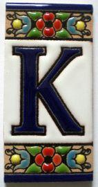 K - Fliese N° 1